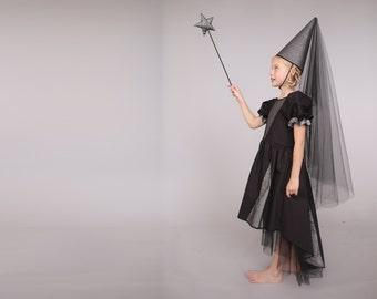 Night Queen costume,  princess costume, Christmas Gift,  Halloween costume, halloween dress,   Halloween costume children girl