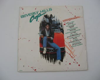 Beverly Hills Cop - Soundtrack - Circa 1984