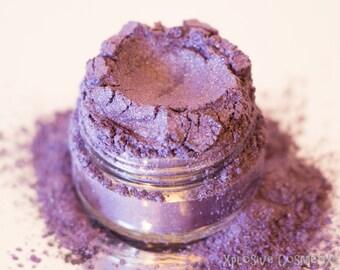 Pixie Eyeshadow - Mineral Eye Shadow - Purple Eyeshadow, Mineral Makeup, Shimmer, Dye Free