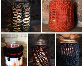 Candle Jar Cozies eBook
