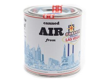 Original Canned Air From Las Vegas, Nevada, USA, gag gift, souvenir, memorabilia