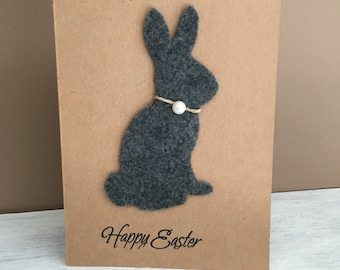 Happy Easter card,Easter, handmade
