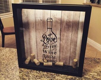Wine Cork Collector
