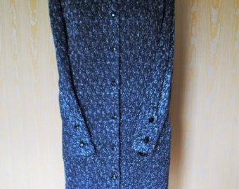1960's evening coat