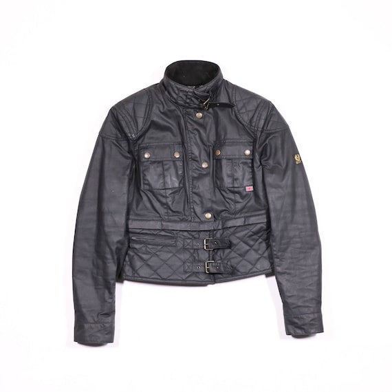 Vintage Belstaff Jacket Made in England (1305) HiBX8XSYHw