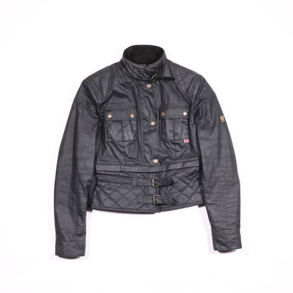 Vintage Belstaff Jacket Made in England (1305)