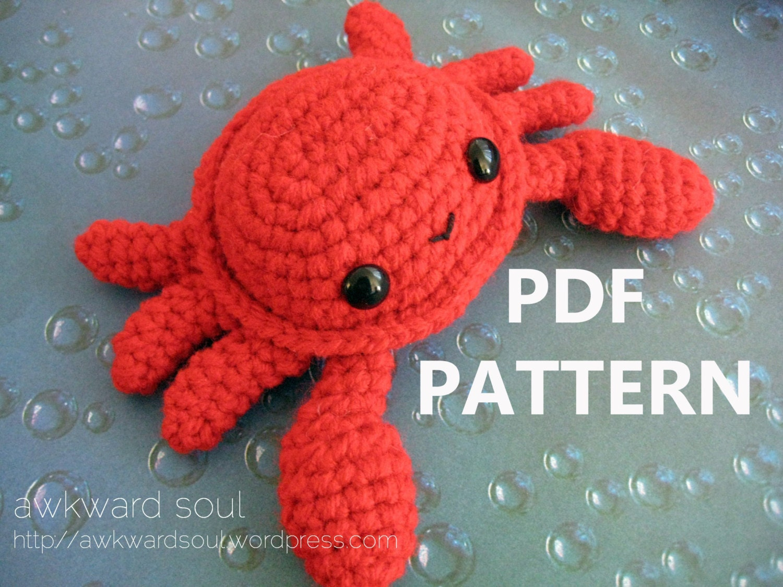 Amigurumi Voor Beginners : Amigurumi crochet pattern pdf