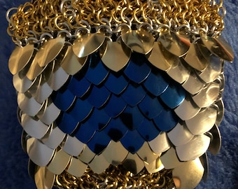 Scalemail Pouch