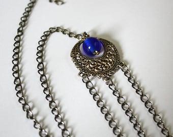 """Chatelaine """"Blue"""""""