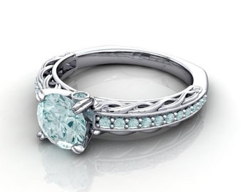 Gemstone Engagement