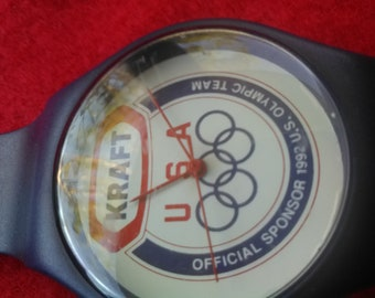 Kraft 1992 Olympic Games Watch
