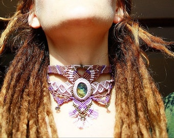 Choker Necklace Indian Summer