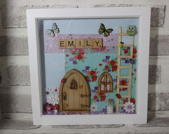 Fairy Shadow boxes