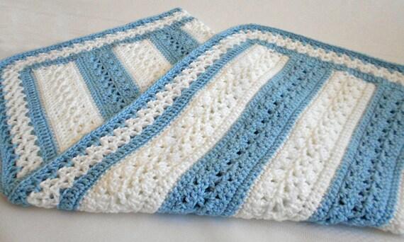Crochet Pattern Fairfax Baby Afghan Pattern Babyghan