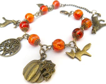 Automn bracelet
