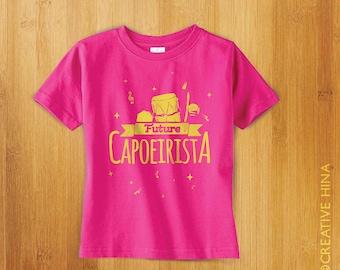 Future Capoeirista T-shirt