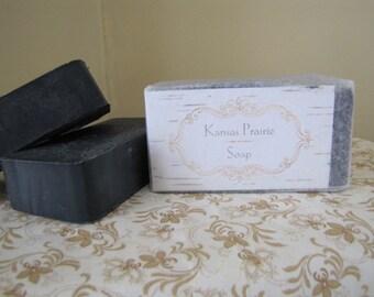 Tea Tree Charcoal Facial Soap