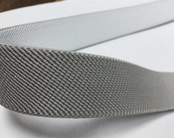 Gray Elastic, 1 inch elastic
