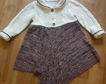 upcycled jacket size 3