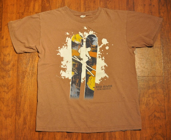 Recyclerog, On The Eighth Day There Was Rock And Roll By Scotty C Authentic Recycled Cotton Tshirt Womens Size XL