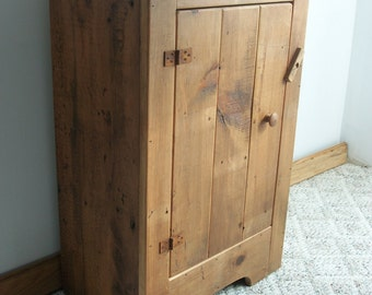 Reclaimed Wood - Country Cabinet [TC75]
