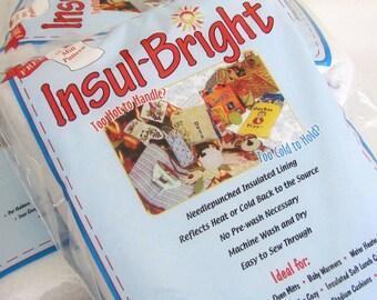Insul-Bright Insulated Batting