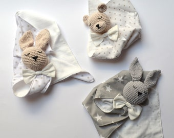Doudou Cotton and Muslin