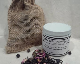 Juniper & Rose Tasseomancy Tea