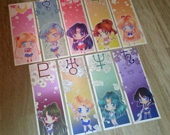 Bookmark Senshi