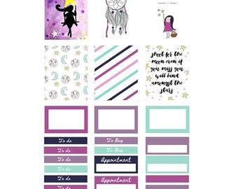 Dreamer of Dreams Planner Box Stickers 003