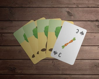 Playing Cards: Vegan Limited Edition