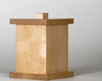 Box in Cherry - Rum Cherry box