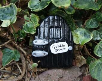 Goblin Door for Fantasy Garden