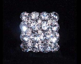 Style # 13388 - Square Button - Small