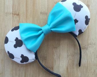 Premium Ice Cream Bar Ears, Mouse Bar Mouse Ears, Theme Park food ears, Ice cream ears, Mickey Bar Ears, Disney Snacks Minnie Ears