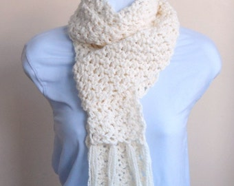 Snow Day Scarf