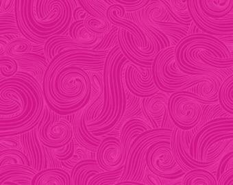 Just Color - Lipstick Pink (1351-31) Studio-e Fabric Fat Quarters
