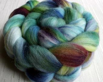 SALE Merino Wool Roving - Hand Painted Felting or Spinning Fiber