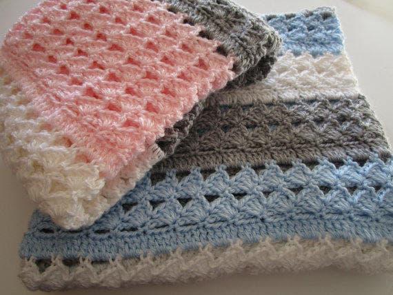 crochet baby blanket instructions