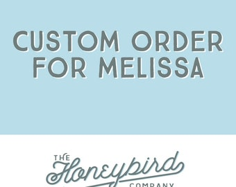 Smaller Posters for Melissa
