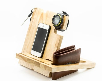 Easter gifts for him etsy valentines day gift for himiphone 6 dockchristmas gift for men catchall negle Images