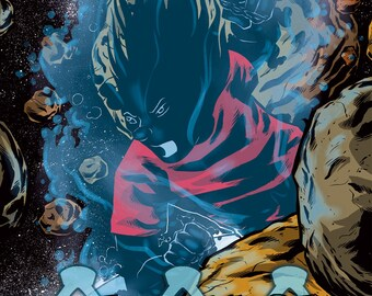 Graphic Novel: METAPHASE (Alterna Comics, 2015, 2018) Superhero Graphic Novel by Chip Reece, Kelly Williams, Peter Simeti