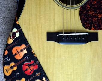 Guitar Ragtop. Item No.10 - Guitars on Black-B