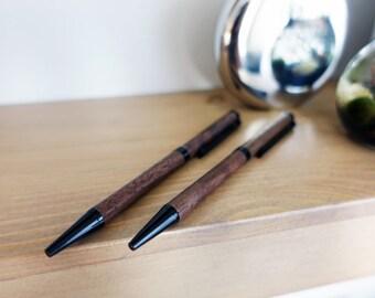Modern Walnut Pen/Pencil