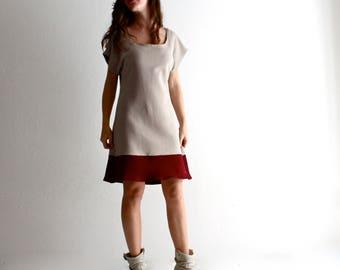 Tunic dress, T shirt dress, aline dress, day dress, casual dress, short dress, sweater dress, jersey dress, tunic T shirt, loose dress