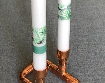 Candleholder Copper