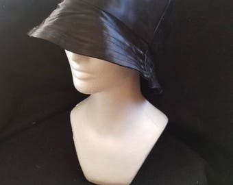 Soft Satin Bucket Hat