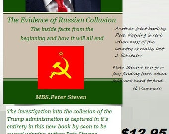 The Evidence of Russian Collusion