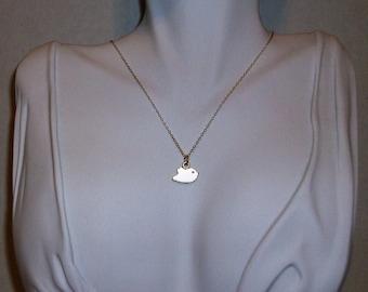 Delicate 14kt Gold Filled Tweet Tweet Bird Necklace