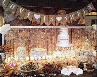 Rustic Wedding Decor, Country Wedding, Outdoor Wedding, Wedding Reception, Dessert Table, Wedding, Rustic Table Decor, Wedding Decorations